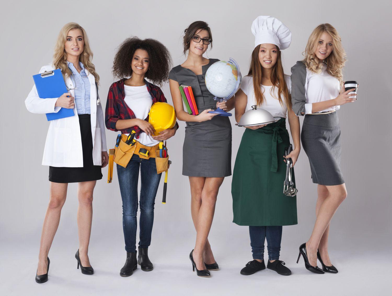 ¡Feliz Día De La Mujer Trabajadora!